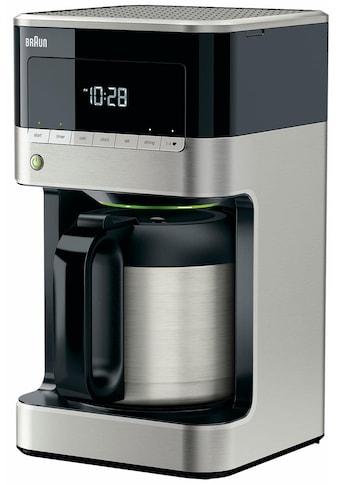 Braun Filterkaffeemaschine PurAroma 7 KF 7125, Papierfilter 1x4 kaufen
