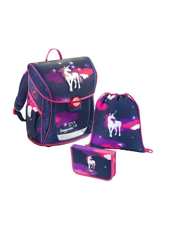 "BAGGYMAX Fabby Schulranzenset Tornister ""Unicorn Dream"" kaufen"