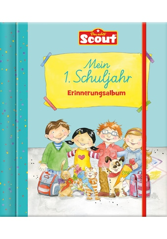 Buch »Scout - Mein 1. Schuljahr / Alexa Riemann« kaufen