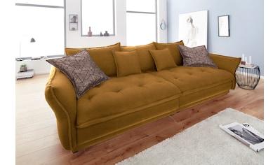 INOSIGN Big-Sofa »Palladio Luxus«, mit besonders hochwertiger Polsterung für bis zu... kaufen