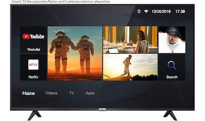 TCL 43P611 LED - Fernseher (108 cm / (43 Zoll), 4K Ultra HD, Smart - TV kaufen