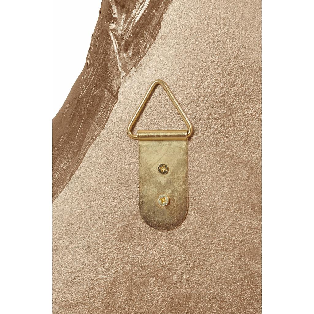 Home affaire Wanddekoobjekt »Engelsflügel gold«