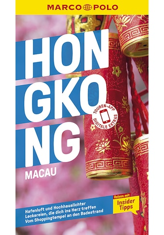 Buch »MARCO POLO Reiseführer Hongkong, Macau / Hans Wilm Schütte« kaufen