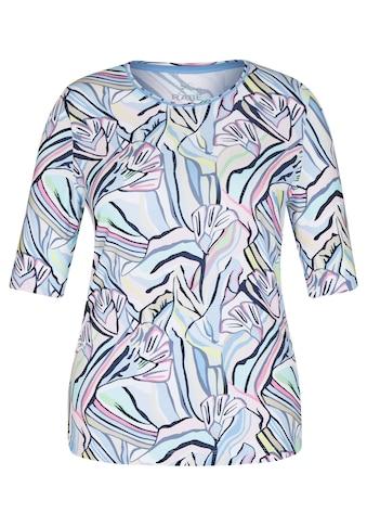 Rabe T-Shirt, mit buntem Muster kaufen