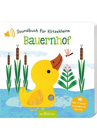 Buch »Soundbuch für Klitzekleine - Bauernhof / Natalie Marshall« kaufen