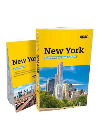 Buch »ADAC Reiseführer plus New York / Hannah Glaser« kaufen