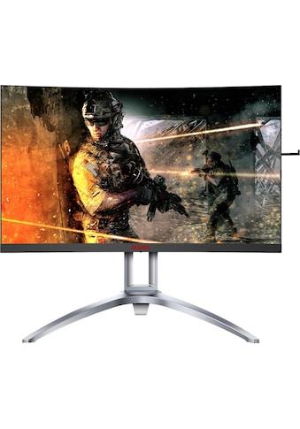 AOC »AG273QCX« Curved - Gaming - Monitor (27 Zoll, 2560 x 1440 Pixel, WQHD, 1 ms Reaktionszeit, 144 Hz) kaufen
