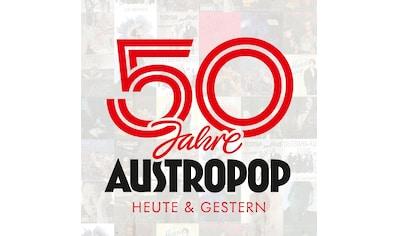 Musik-CD »50 Jahre Austropop-gestern & heute / Various« kaufen