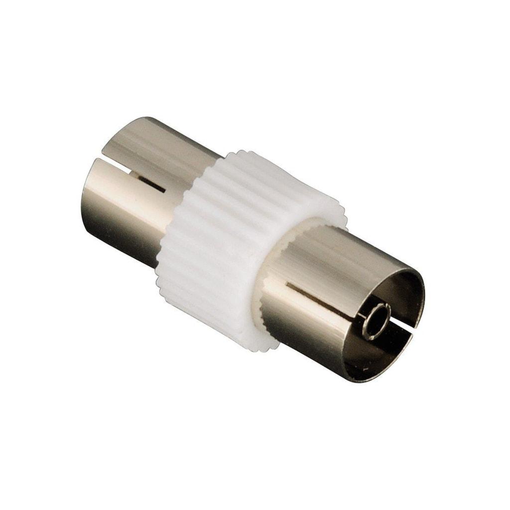 Thomson Antennen-Kabel, Koax-Stecker - Koax-Kuppl., 10m, 80dB