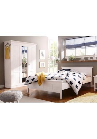 Home affaire Schlafzimmer-Set »Indra«, (Set, 2 St.), bestehend aus 140er Bett und... kaufen