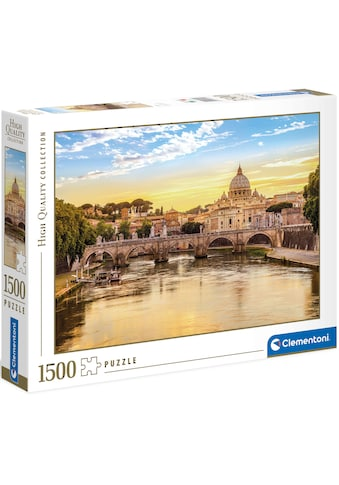 Clementoni® Puzzle »High Quality Collection - Rom«, Made in Europe, FSC® - schützt... kaufen