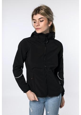 DEPROC Active Softshelljacke »NIGEL PEAK Women«, auch in Großen Größen erhältlich kaufen