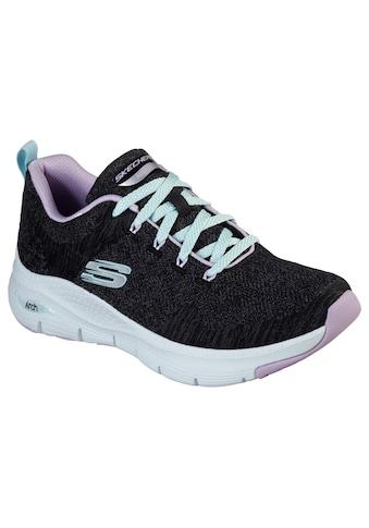 Skechers Sneaker »ARCH FIT - COMFY WAVE«, mit gepolsterter Innensohle kaufen