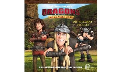 Musik-CD »Dragons-(28)HSP z.TV-Serie-Die Werwolf-Flügler / Dragons-Auf Zu Neuen Ufern« kaufen