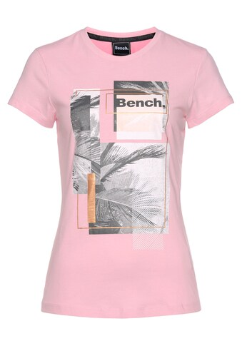 Bench. Print-Shirt »ACACIA« kaufen