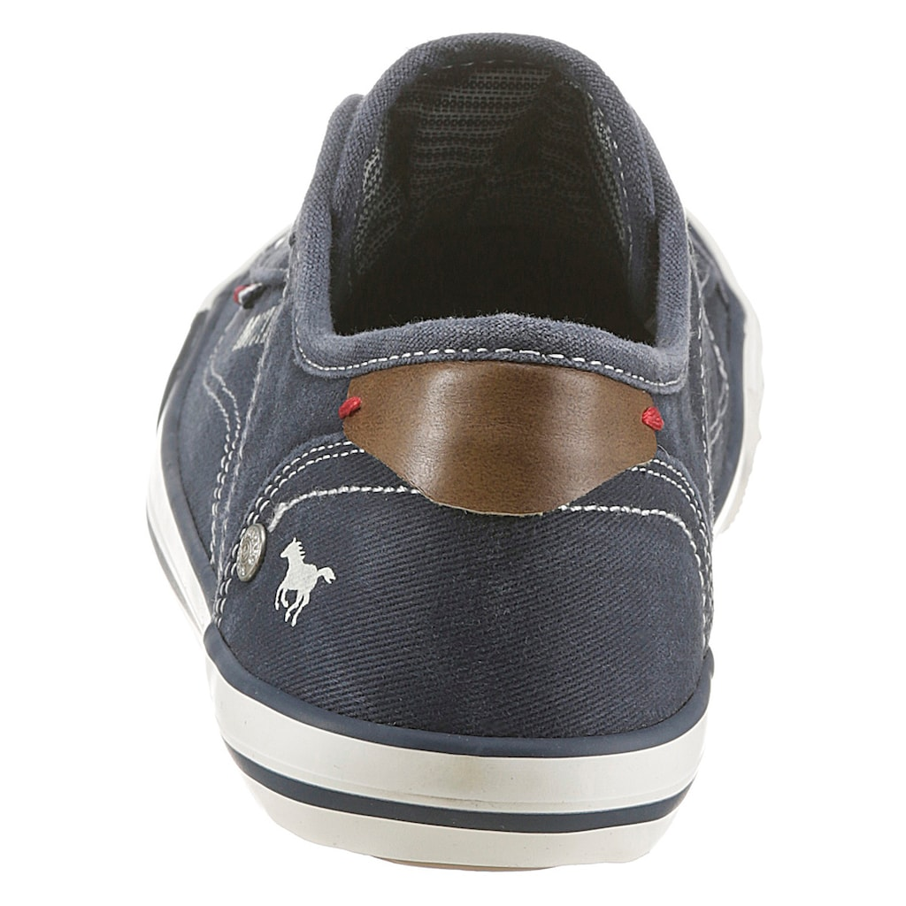 Mustang Shoes Sneaker, mit Gummizug zum Schlupfen