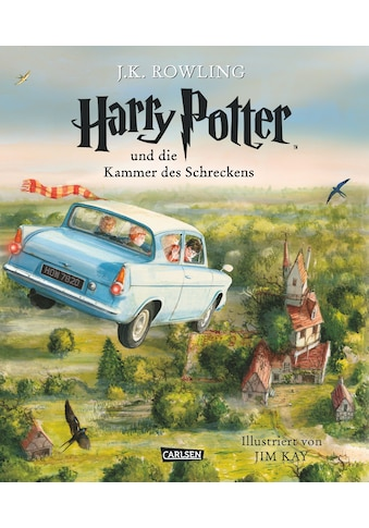 Buch »Harry Potter und die Kammer des Schreckens (farbig illustrierte Schmuckausgabe)... kaufen