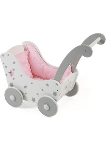 CHIC2000 Puppenwagen »Stars, grau« kaufen