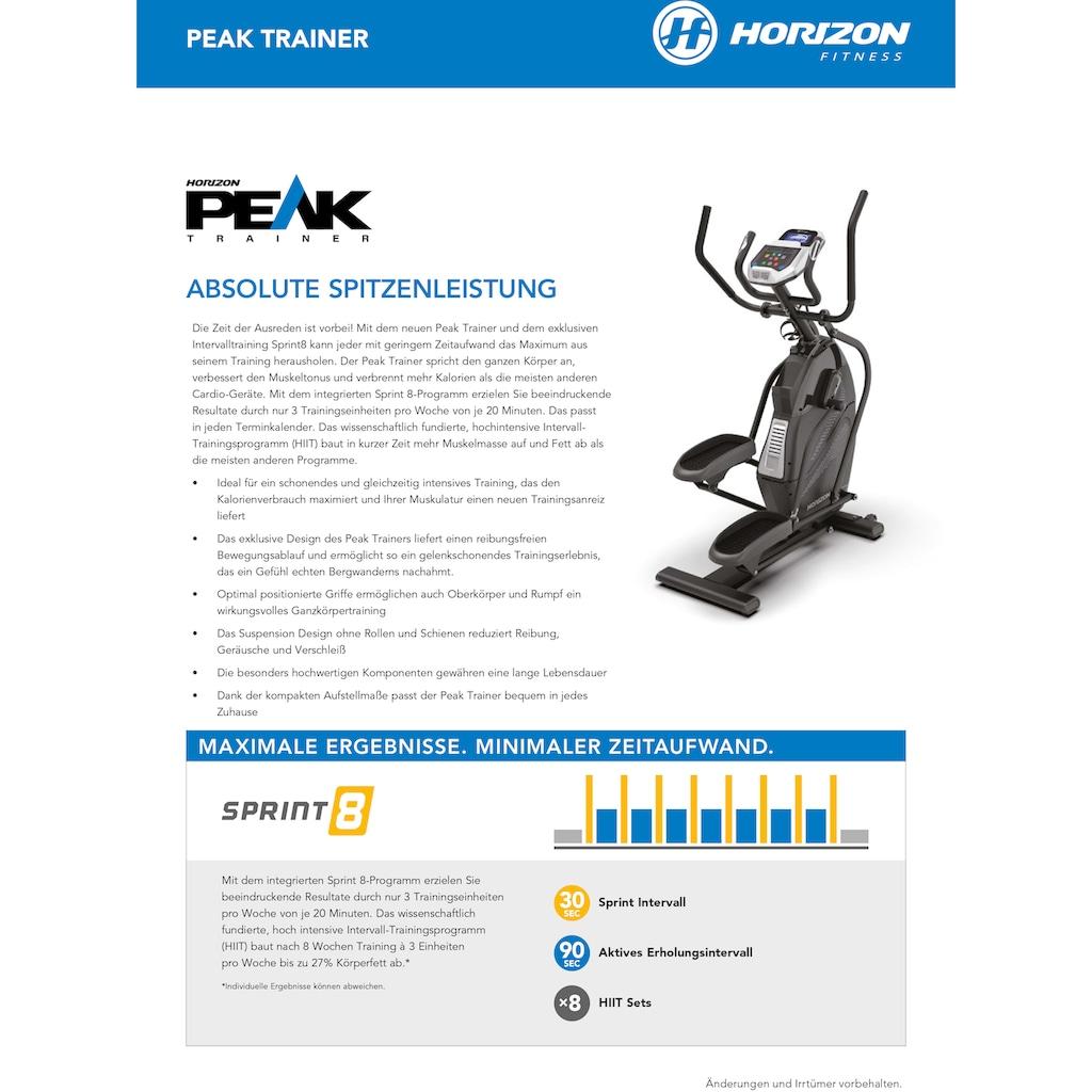 Horizon Fitness Stepper »Peak Trainer«