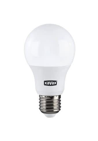 Xavax LED-Lampe, E27, 806lm ersetzt 60W, Glühlampe, Tageslicht kaufen