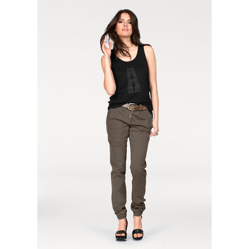 Aniston CASUAL Longtop