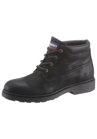 TOMMY JEANS Schnürboots »LOW CUT TOMMY JEANS BOOT« kaufen