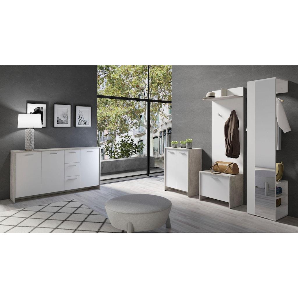 Homexperts Garderobenpaneel »Benno«