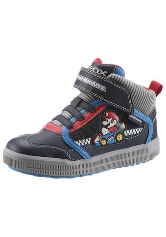 Geox Kids Sneaker »Super Mario J Arzach Boy«, mit Mario Kart Motiv kaufen