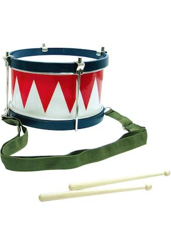 """Clifton Spielzeug - Musikinstrument """"Kindertrommel blau/weiß/rot"""" kaufen"""