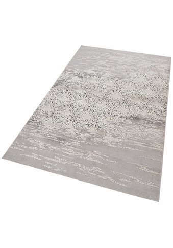 merinos Teppich »Danica«, rechteckig, 12 mm Höhe, Vintage Design, Hoch-Tief-Effekt,... kaufen