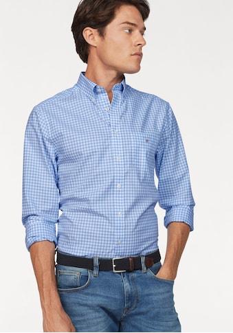 Gant Langarmhemd »Gingham« kaufen