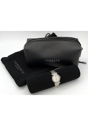 Versace Uhrenrolle »WATCH HOLDER AND POCHETTE, WCP01«, (Set, 3 tlg.) kaufen