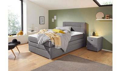 Bett Mit Bettkasten Im Otto Online Shop Kaufen
