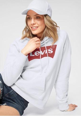 Levi's® Kapuzensweatshirt »Graphic Hoodie Batwing«, Mit typischem Batwing-Print kaufen