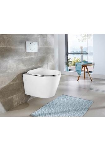 Tiefspül-WC »Vigo«, Toilette spülrandlos, inkl. WC-Sitz mit Softclose kaufen