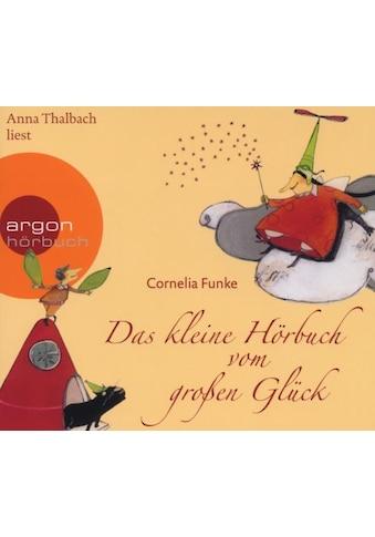 Musik - CD Das Kleine Hörbuch Vom Großen Glück / Thalbach,Anna, (1 CD) kaufen