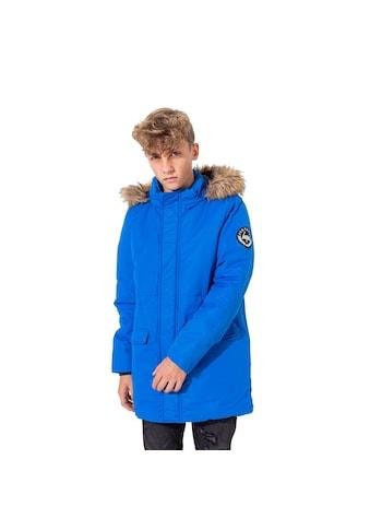 Hype Winterjacke »Jungen mit Logo-Wappen am Ärmel« kaufen