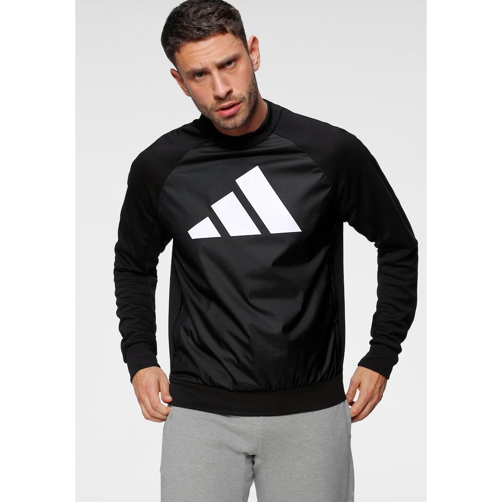 adidas Performance Sweatshirt »ADIDAS SPORTSWEAR FABRIC BLOCK«
