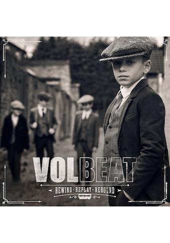 Musik-CD »Rewind,Replay,Rebound / Volbeat« kaufen