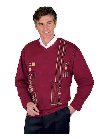 Classic V-Ausschnitt-Pullover »Pullover« kaufen