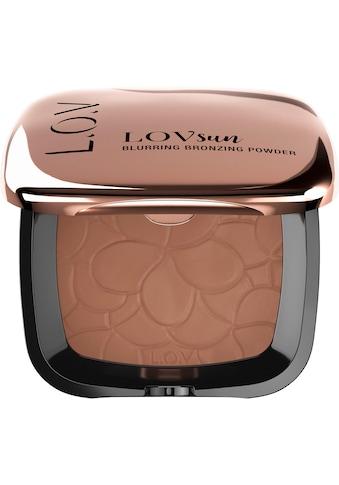 L.O.V Bronzer-Puder »LOVSUN blurring bronzing powder« kaufen