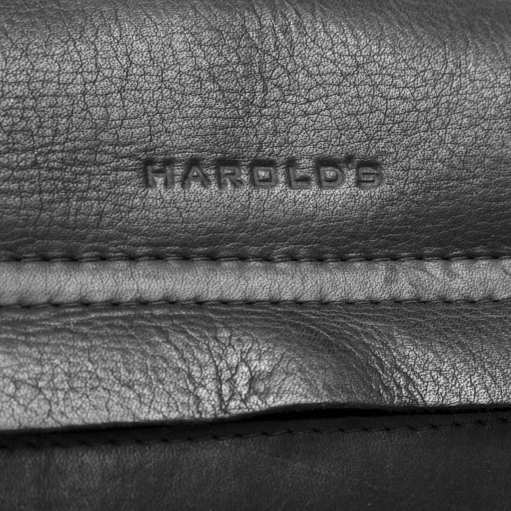 Harold's Umhängetasche »CAMPO«, vegetabil gegerbt