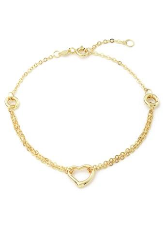 Amor Goldarmband »Herz, 2014325« kaufen