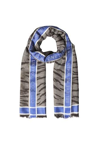 """Codello XL - Schal """"Forever Blue"""" mit Wolle kaufen"""