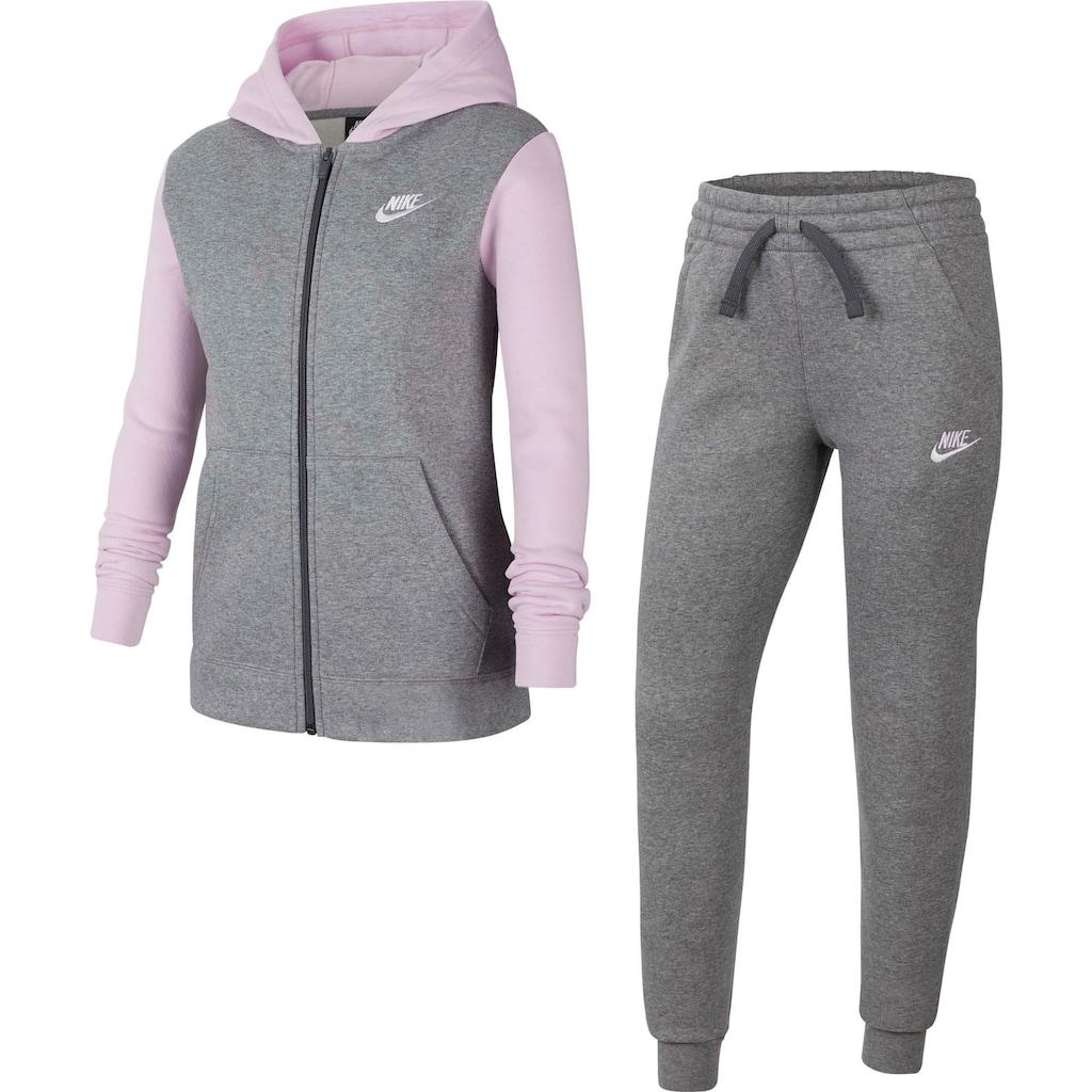 Nike Sportswear Jogginganzug »NIKE SPORTSWEAR TRACK SUIT CORE«, (Set, 2 tlg.)