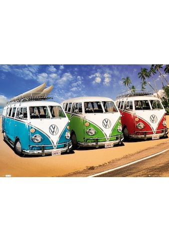 Home affaire Bild »VW Californian Camper  -  campers« kaufen