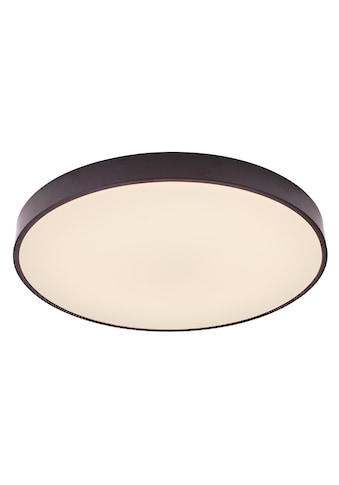 Brilliant Leuchten Slimline LED Deckenleuchte 33cm weiß/schwarz kaufen