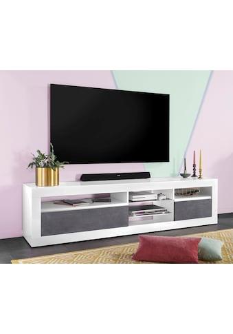 Tecnos Lowboard »Zoe«, Breite 210 cm kaufen
