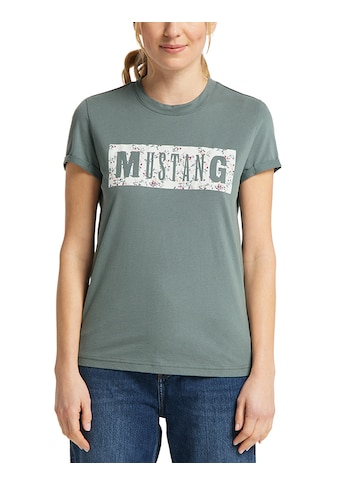 MUSTANG T-Shirt »Alina C Print«, T-Shirt kaufen