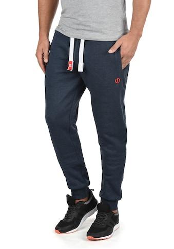 Solid Jogginghose »BennPant«, lange Hose mit kontrastfarbenenen Details kaufen